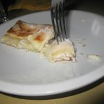 la torta ricotta e cioccolata