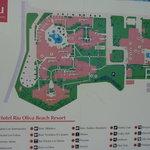 plan de l'hotel