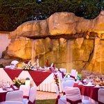 Celebración de una boda en su fantástica terraza
