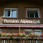 Photo de Pension Alpenrosli