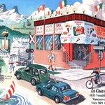La Casa Gelato street scene