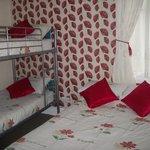 Room 5 sleeps 4 with en-suite