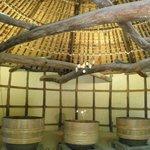 Sugar cane processing building