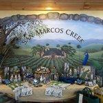 San Marcos Creek Vineyard's Tasting Room
