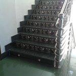 Escalera del hall