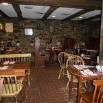 inside the tavern area