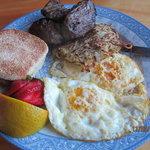 Brunch Steak & Eggs