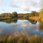 A view of Megs Lake