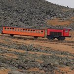 Cog Railway Mt Washington