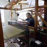 The weavers were very friendly