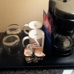 Coffee Options in Room