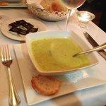 Sopa de lagosta
