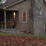 The Red Cedar Cabin-perfect!
