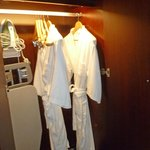 Closet, Ironing board