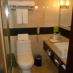 Bathroom Toilet/Sink