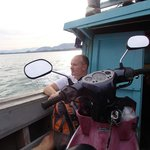 Travelling By Slow Boat To Koh Yao Yai