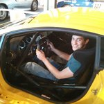 Inside the Lamborghini Gallardo LP570-4