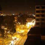 terrace view night