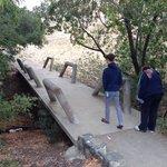 Unusual student designed bridge