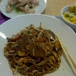 Yippee Noodle & Lemon Chicken