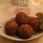 mushroom & truffle croquettes