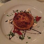 Vidalia Onion Goat Cheese Tart