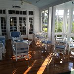 Beautiful porches abound