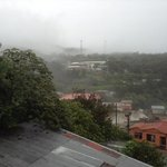 A misty view
