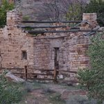 ruins on the grounds