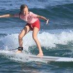 10 yr old surfing