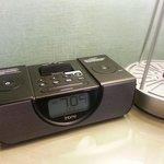 iHome clock radio