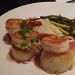 Scallops and Shrimp