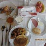 Midle East style Breakfast
