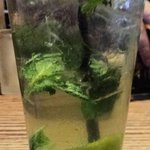 The most delicious & refreshing mojitos.
