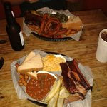 Two Three Meat Platters