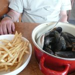 Amazing mussels!