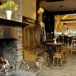 Open fires at White Horse