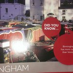 Did you know that Birminham has many canals? (Photo from room magazine)