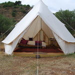 Our Emperor Tent