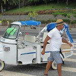 Tuk Tuk Tour of Funchal, Madeira