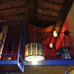 Minisuite marocchina_soppalco con letto