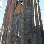 Костел Св. Марии Магдалины (фронтальная часть)