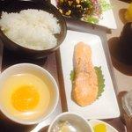 朝ごはん(和食膳&他)