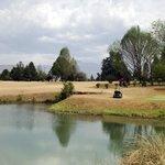 Dam & Golf Course
