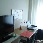 Interno di una tipologia di appartamento
