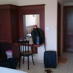 Another view of the inside of room 303