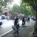 Along Guoquan Rd