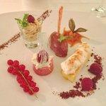 Wundervolle Dessertkreationen