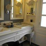 wunderschönes Badezimmer