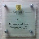 A Balanced Life Massage